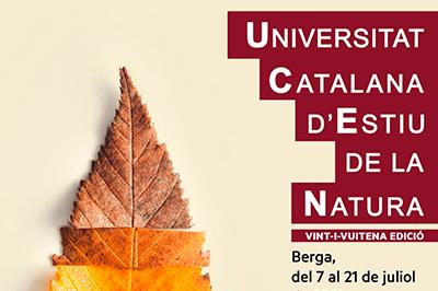 Universitat catalana d'estiu de la natura