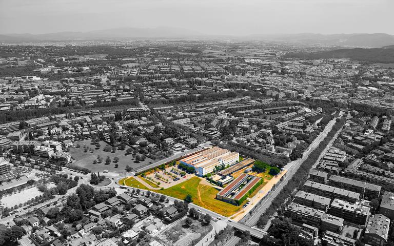 Campus de Sant Cugat del Vallès