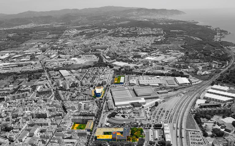 Campus de Vilanova i la Geltrú
