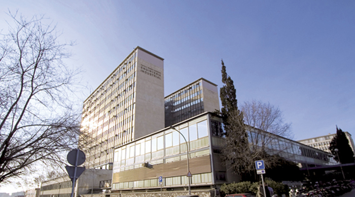 Barcelona School of Industrial Engineering