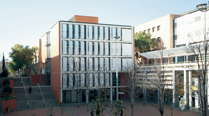 Barcelona School of Telecommunications Engineering