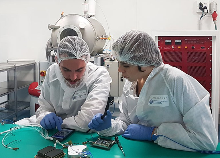 El Laboratori Nanosat Lab
