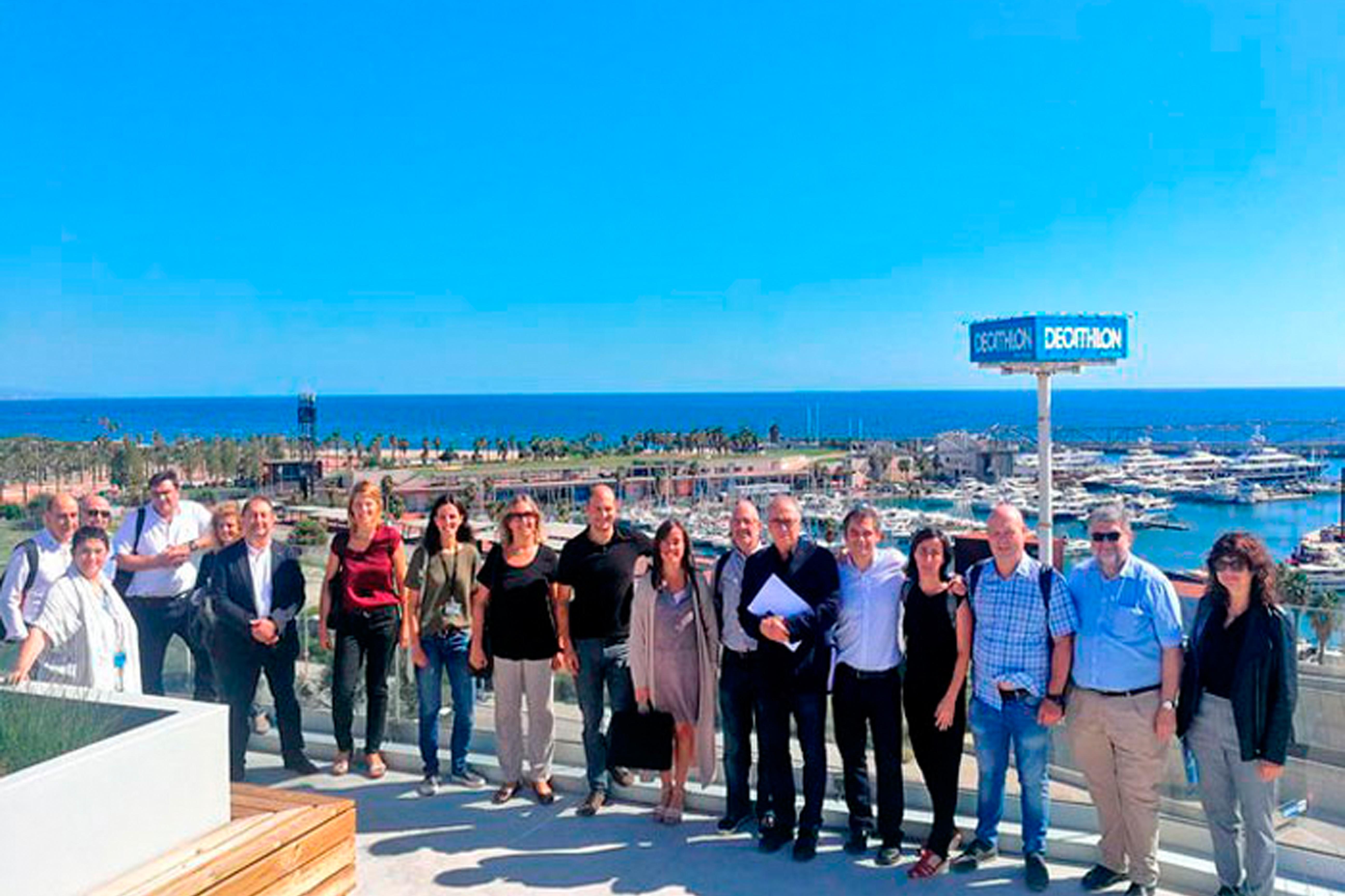 Consell de Direcció a l'Escola d'Enginyeria Barcelona Est (EEBE)