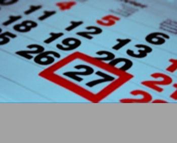 Calendari de reunions