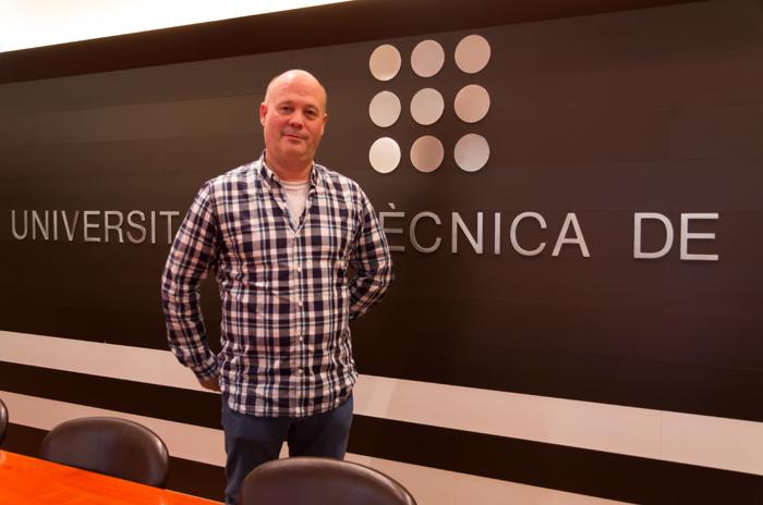 Agustín Fernández, vicerector de Transformació Digital
