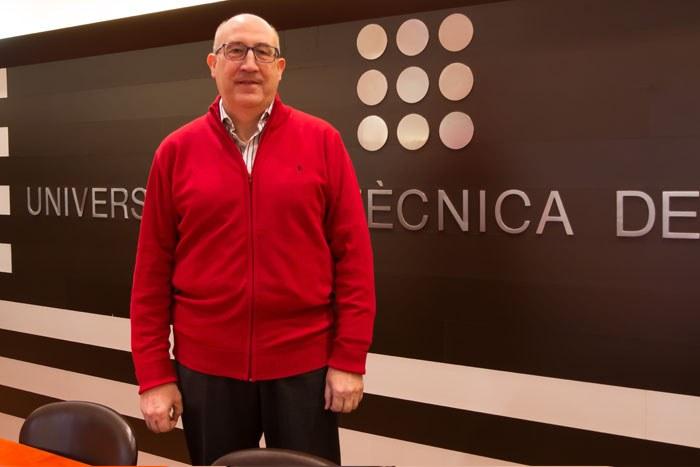 Joan Jorge, delegat del rector per a la Innovació i el  Desenvolupament