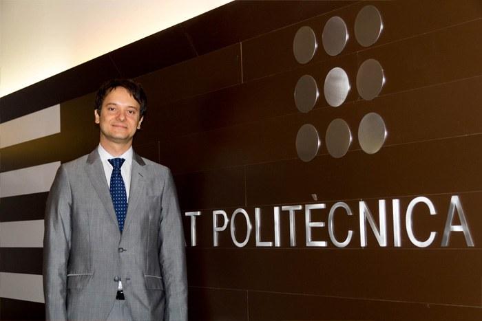 Luca Pelà, vicerector de Política Científica