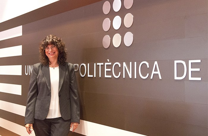 Margarida Espona, secretaria general