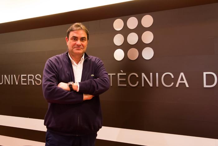 Santiago Silvestre,  vicerector d'Avaluació i Qualitat