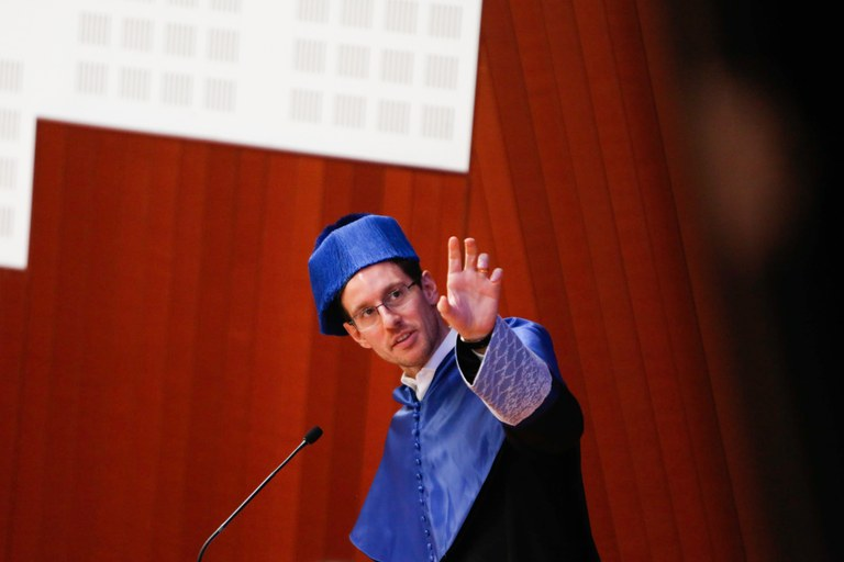 Professor Alessio Figalli