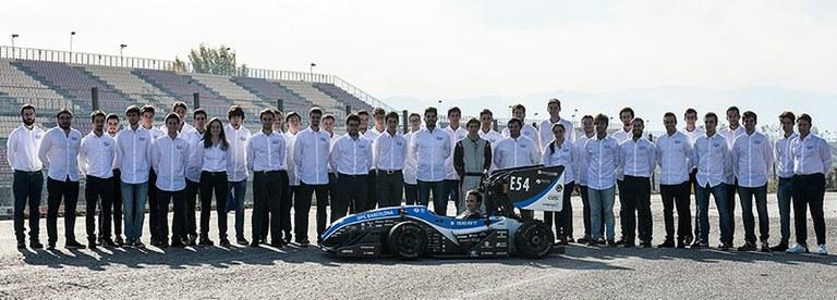Equip ETSEIB Motorsport 2017-2018