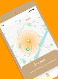 Aquesta aplicació ajuda a monitoritzar la distància i el temps de les sortides amb menors de 14 anys a l'espai públic durant el confinament. Desenvolupada pel Data Management Group (DAMA-UPC) i l'spin-off Sparsity Technologies.