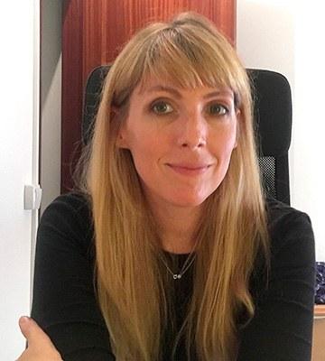 Ariadna Quattoni, investigadora del Departament de Ciències de la Computació