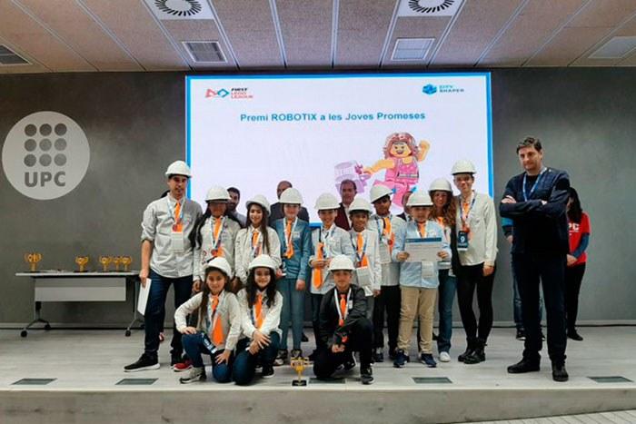 First LEGO League - Catalunya SAB al Muhandisin