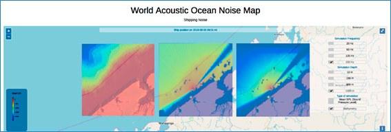 Mapa acústic oceànic