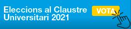Eleccions Claustre Universitari 2021, (obriu en una finestra nova)
