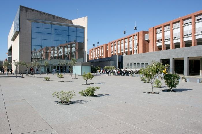 Fotografía del Campus Nord