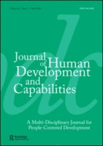 El Journal of Human Development and Capabilities, indexat a SSCI