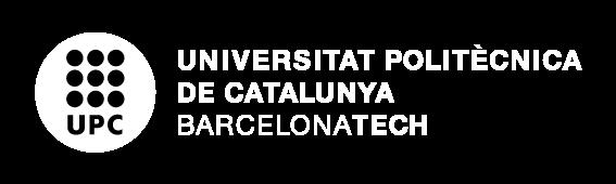 imatge de mostra marca UPC blanc fons transparent interior negre