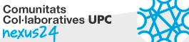 Comunitat col·laboratives UPC
