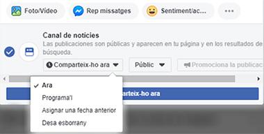 Programar Facebook