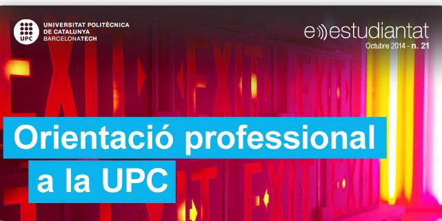 Orientació professional UPC