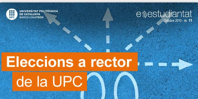 Eleccions a rector de la UPC