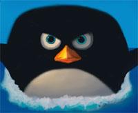 Imatge del vídeojoc 'Penguin Rush'