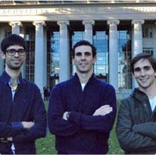 Entrevista a Enric Estruch i Josep Maria Balaguer, estudiants de màster en Enginyeria Industrial de l'ETSEIB