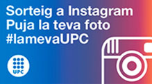 Sorteig a Instagram Puja la teva foto #lamevaUPC