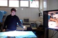 Un sistema robotitzat d'il·luminació millora les condicions de visibilitat als quiròfans