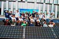 El Campus de Terrassa més sostenible gràcies als estudiants de l'ESEIAAT