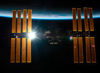 L'EETAC connecta amb l'Estació Espacial Internacional