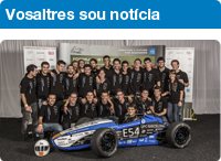 Vosaltres sou notícia. ETSEIB Motorsport.