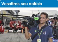 Un titulat en Telemàtica a la Formula 1