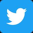 Twitter rounded Logo