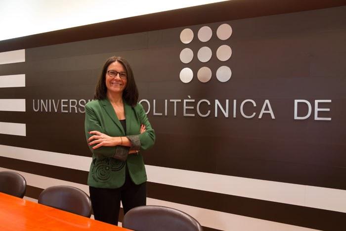 Marta de Blas, secretària general