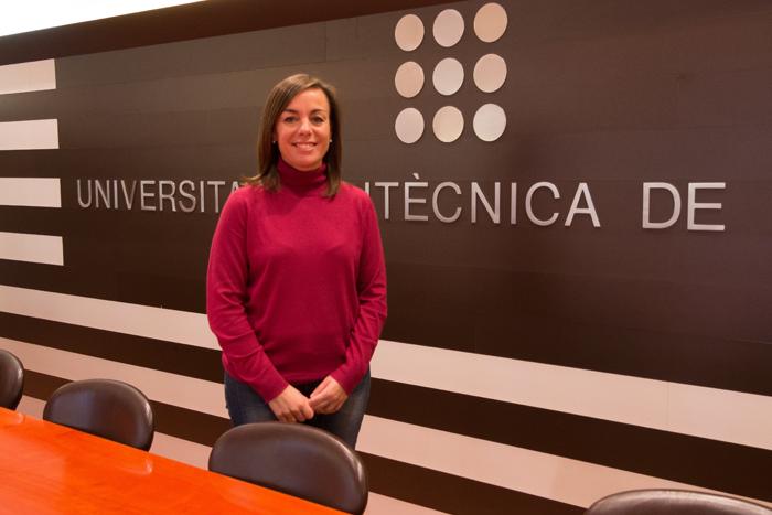 Núria Garrido, vicerectora de Docència i Estudiantat