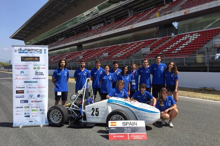 Competició Formula student