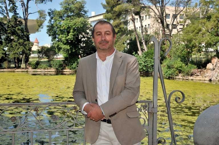 Francesc Torres, rector