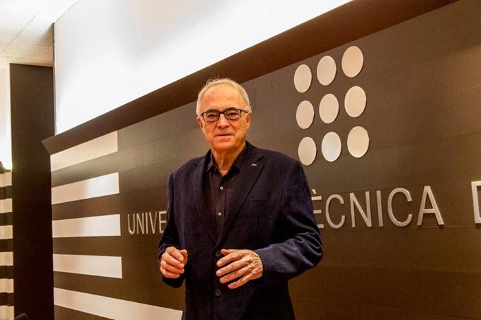 Estanislau Roca, vicerector d'Infraestructures i Arquitectura