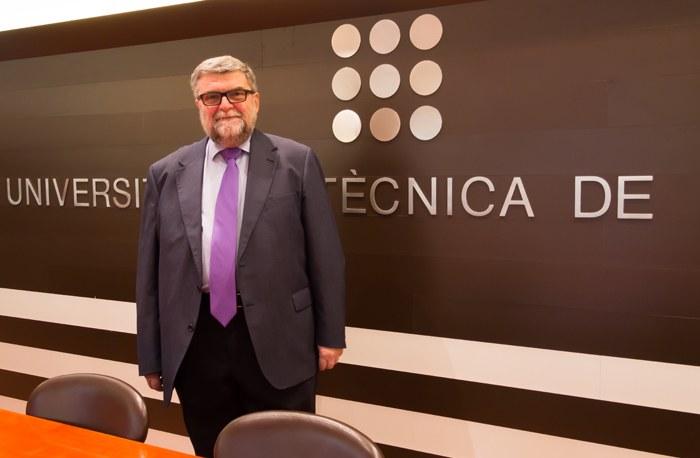 Jordi Berenguer, vicerector de Transferència de Coneixement i Innovació