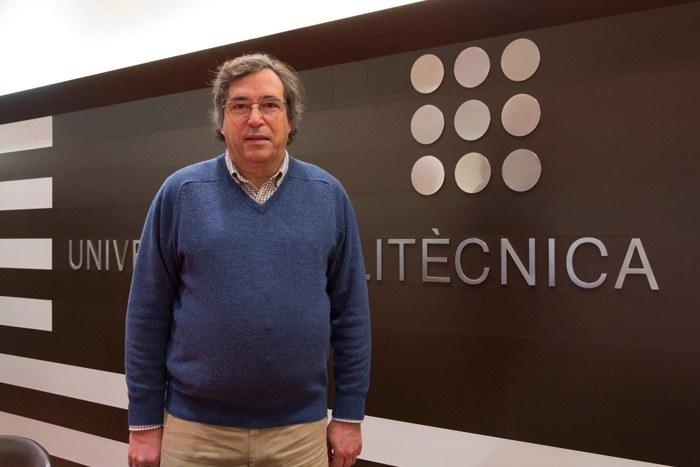 Juan Jesús Pérez, vicerector de Política Internacional
