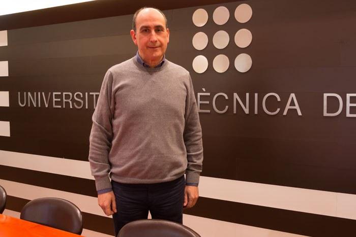 Santiago Gassó, vicerector de Política de Personal Docent i Investigador