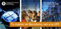 Másteres UPC Barcelona