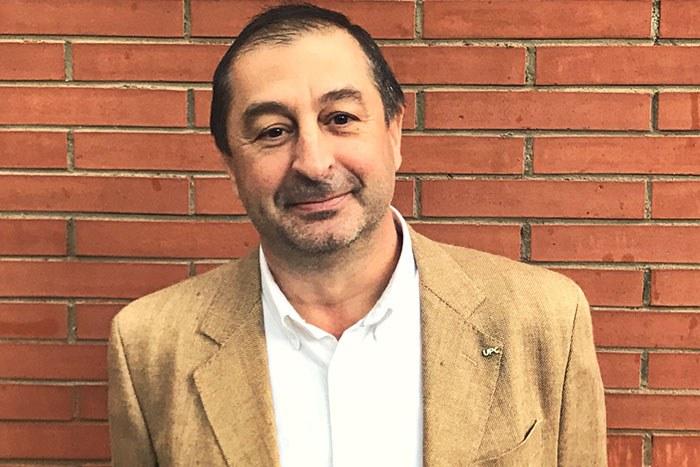 Francesc Torres, candidat a rector de la UPC
