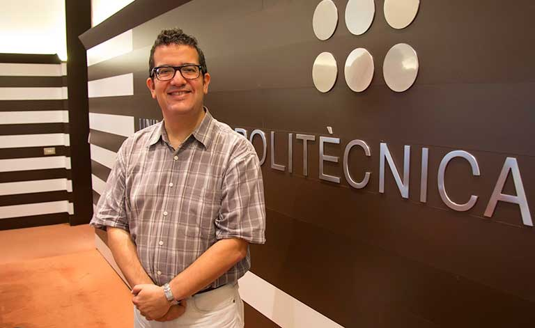 David Lopez, director de l'ICE
