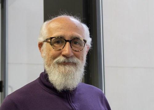 Retrat de José Luis Balcázar, director del Departament de Ciències de la Computació