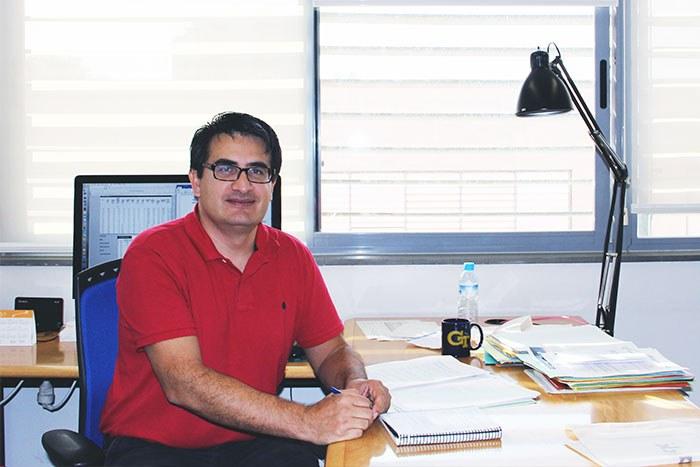 Juan Andrade, director de l'IRI
