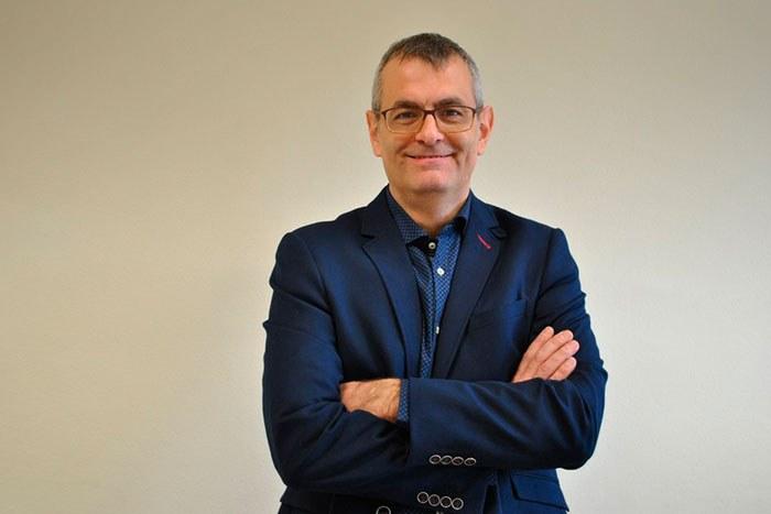 Miquel Casas, director del Departament d'Enginyeria de Projectes i de la Construcció